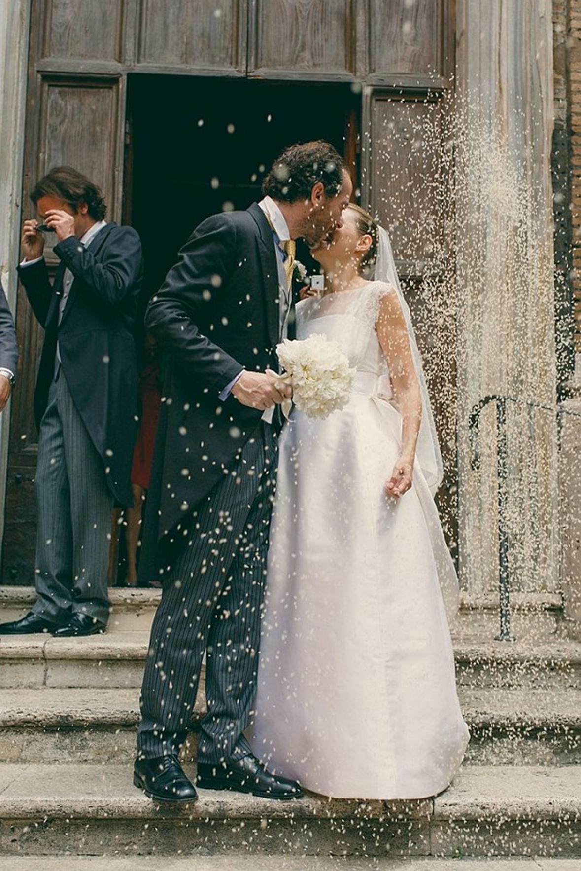 Abito da sposa couture milano atelier lascari LE NOSTRE SPOSE