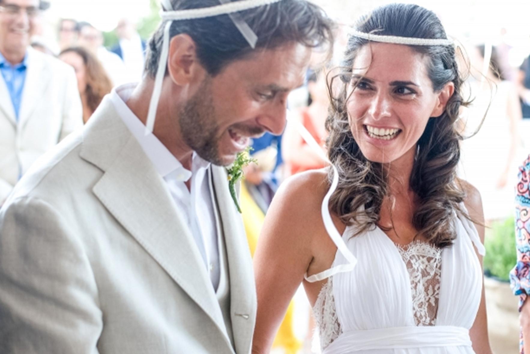 LE NOSTRE SPOSE Abito da spossa ATELIER LASCARI matrimonio in spiagia