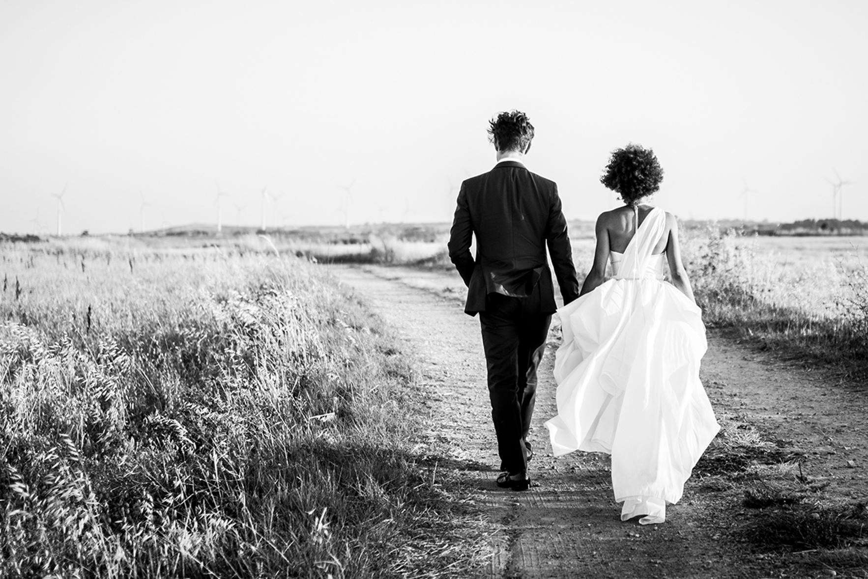Abito da sposa Milano Atelier Lascari matrimonio in spiaggia LE NOSTRE SPOSE