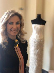 Come scegliere l'abito da sposa secondo Cinzia Grillo