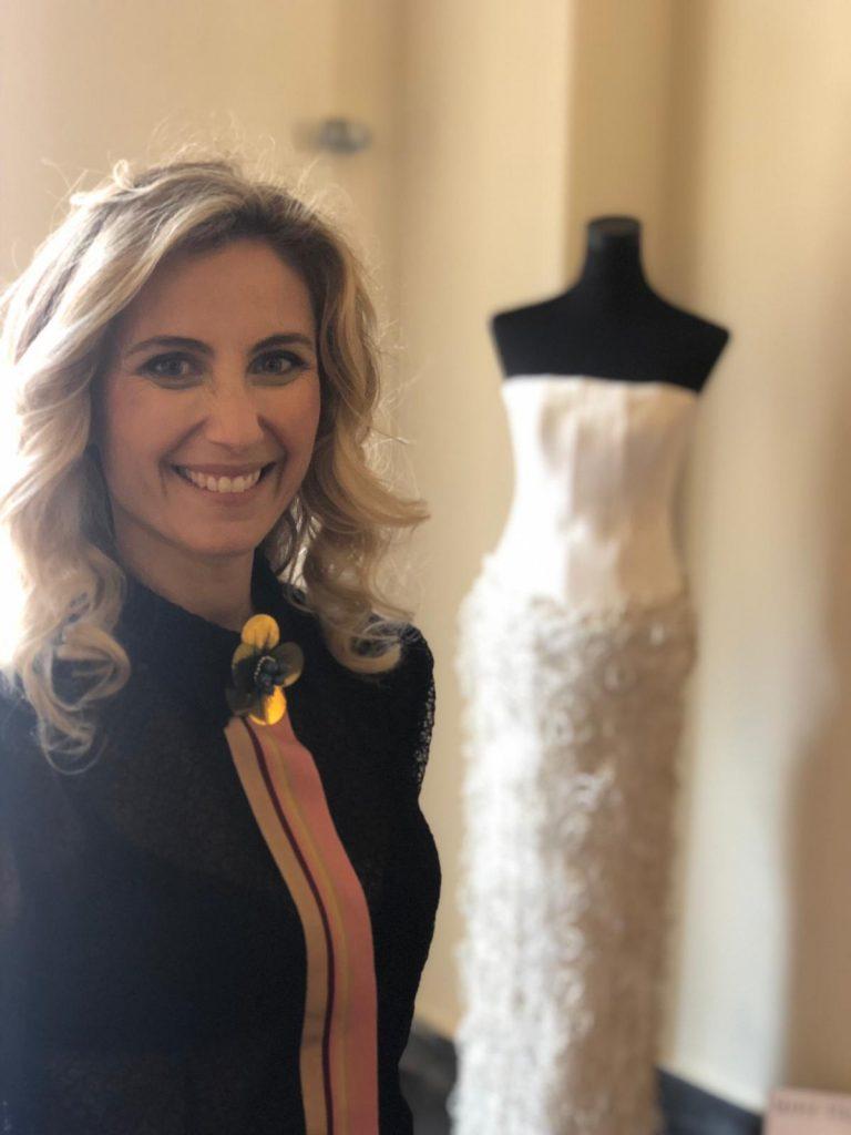 Cinzia Grillo Annagemma Lascari Milano come scegliere l'abito da sposa -----