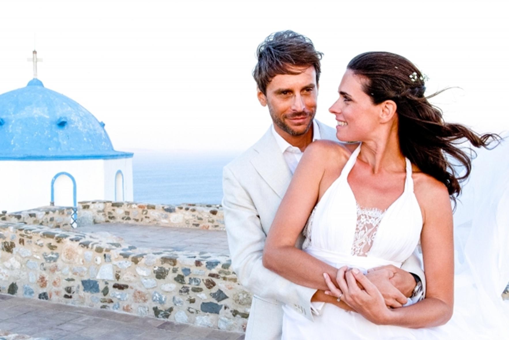 LE NOSTRE SPOSE Abito da sposa matrimonio grecia
