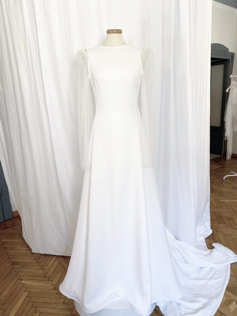 Matrimonio in tempo di crisi_ abito re usarle _ Abito da sposa _Annagemma Lascari Milano